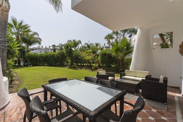 Outdoor Furniture Marbella