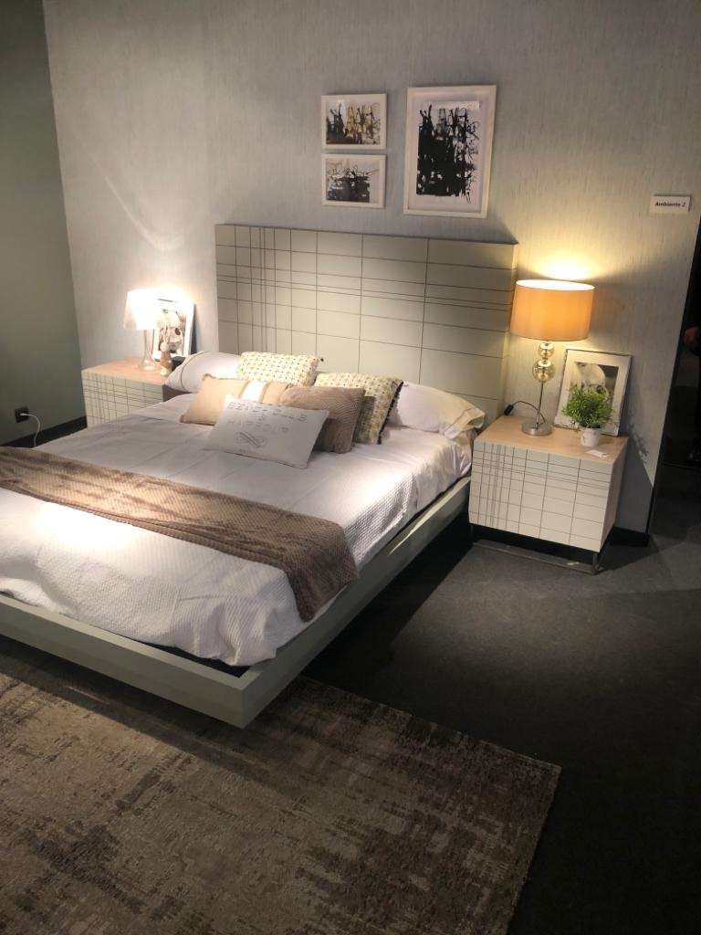Modern Contemporary white bedroom  Furniture
