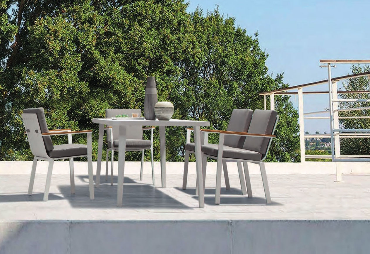 Modern Contemporary Terrace Furniture