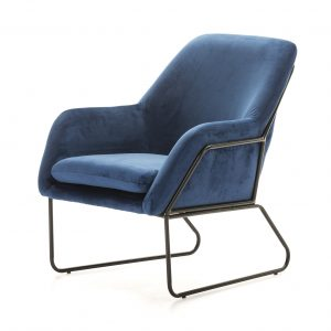 blblue accent chairs
