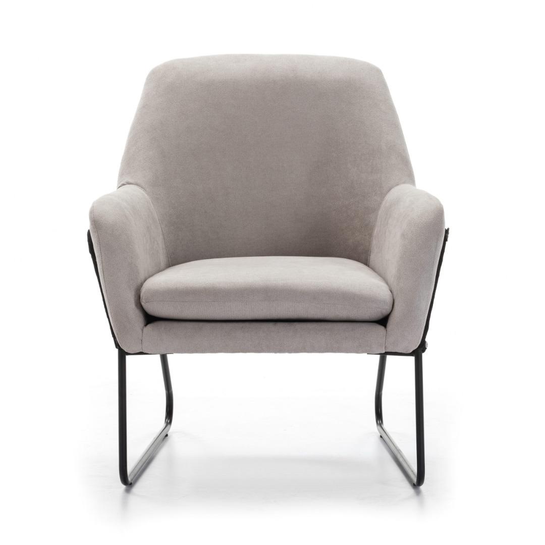 beige bedroom chair