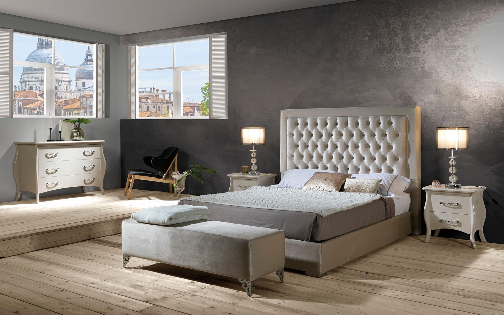 modern beds marbella